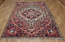 Persian Traditional Vintage Wool 245cmX160cm Oriental Rug Handmade Carpet Rugs