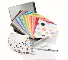 Creative Memories ACTION PACK - ABC Stickers, Pen, 24 x Adhesive Photo Mats