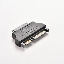 Slim SATA 7+15 22Pin Male to SATA Female 7+6Pin 13Pin Adaptor Convertor Adapter1