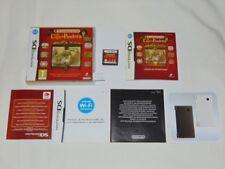Nintendo DS NDS Profesor Layton y la Caja de Pandora ESP