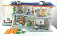 Playmobil 4404 Hospital Clinic With 14 Figures & Loads of Accessories!