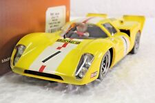 FLY EP0013 LOLA T70 MKIIIB JO BONNIER THRUXTON 1969 NEW IN BOX 1/32 SLOT CAR