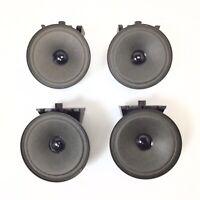 Lot of 4 BOSE 301 Series II Speaker Tweeter Drivers Tested!