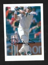 MATTHEW HAYDEN SIGNED 9 BY 5 INCH PHOTO WILL COMES WITH ITS OWN C.O.A