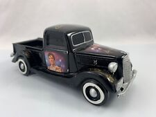 Hamilton Collection Elvis Tribute 1:36-Scale Sculpted Ford Truck With Portraits