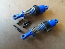 Tamiya shocks x2 blue 10cms long vintage madcap