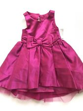 Janie And Jack Girls Dress, Size 6-12 Months, Special Occasion NWT $189