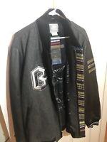 NIKE Uplift VARSITY Jacket. BHM Black History Month. Very Rare Jacket. 3XL