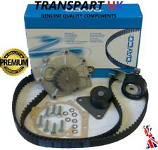 FORD FOCUS II MK2 ST2 RS 225 225BHP TIMING BELT KIT WATER PUMP 2005 to 2008