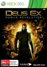 Deus Ex Human Revolution *NEW & SEALED* Xbox 360