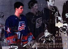 1996-97 UD Ice #149 Paul Mara