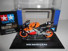 HONDA RC211V 2005 REPSOL #3 MAX BIAGGI BIKE MOTO TAMIYA 1:24