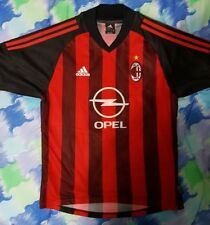 Maglia Jersey Milan Stagione 2002-2003 Champions League - Serie A  MADE IN ITALY