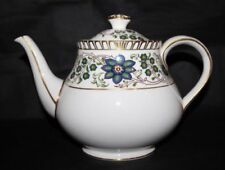 Unboxed Teapot British Royal Crown Derby Porcelain & China