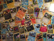 Lot de 50 Cartes Pokemon Ultra Rare (Holo, Rare et Rare Reverse) FR NEUF