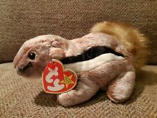 TY The Beanie Babies Collection - Chipper the Chipmunk