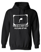 OLD PICTURE OF ME FUNNY Pullover Hood Hoody Hoodie Gift UNISEX BEST QUALITY