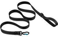 Extra Long Training Dog Leash 10ft Tracking Lead for Dogs Heavy Duty Leashes