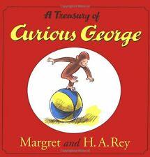 A Treasury of Curious George by H. A. Rey, Margret Rey