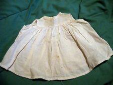 Antique Vintage Baby Doll Dress Undergarment Slip Lace Trimmed