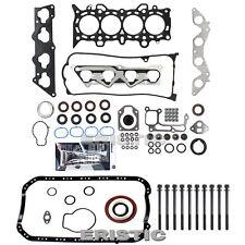 01-05 HONDA CIVIC EX HX  D17A2 D17A VTEC FULL GASKET SET W/ HEAD BOLTS