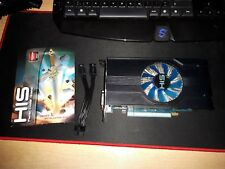 HIS AMD / ATI Radeon HD 7790 (1024 MB) (H779F1GD) Grafikkarte *TOP* Wie Neu