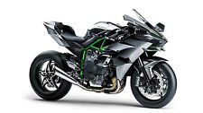 MAISTO 1:18  Kawasaki Ninja H2 R H2R MOTORCYCLE BIKE DIECAST MODEL NEW IN BOX