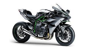 MAISTO 1:18  Kawasaki Ninja H2 R H2R MOTORCYCLE BIKE DIECAST MODEL NEW IN BOX