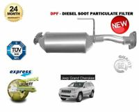 Pour Jeep Grand Cherokee 3.0 CRD 2005-2010 Neuf Filtre à Particules Diesel DPF