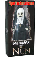"MEZCO Living Dead Dolls THE NUN 10"" Doll The Conjuring Movie Sealed Annabelle"