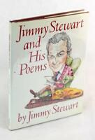Signed James Stewart First Edition 1989 Jimmy Stewart and His Poems HC w/DJ