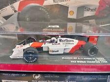 "Minichamps 1:43 McLaren MP4/4 Alain Prost 1988 Vice World Champion ""Marlboro"""
