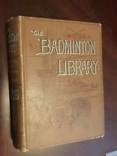 Yachting, Badminton Library series, 1894, illustrated, boating, boat racing