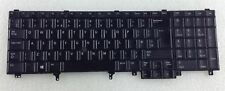 Dell Latitude E6530 P19F Keyboard UK TESTED WORKING GENUINE 7C546 NSK-DW2UC