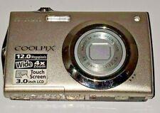 nikon coolpix s4000 digital camera preowned