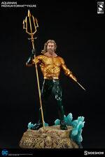 Sideshow DC Comics Aquaman Premium Format Figure Statue Exclusive #150 MISB