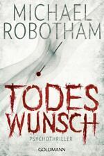 Todeswunsch / Joe O'Loughlin & Vincent Ruiz Bd.5 von Michael Robotham (2012, Kl…