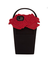 LuLu Guinness Red Rose Basket i phone 6/7 case rRP £36