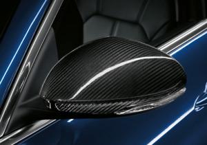 Genuine Alfa Romeo Gulia Carbon Fibre Mirror Covers