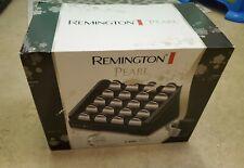 New in box Remington (H9000) Pearl Ceramic ionic Hair set of 20 Hot Curlers