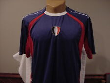 AWESOME France World Cup Soccer Adult Lg Blue Kipsta Jersey, VERY NICE!!