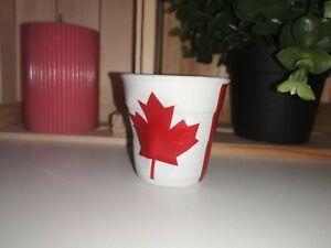 Tasse expresso Revol Flag Drapeau Canada