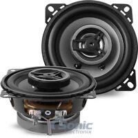 "New! Crunch CS4CX 200 Watts 4"" Inches 2-Way CS Series Coaxial Car Audio Speakers"