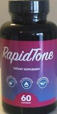 NEW SEALED RAPID TONE DIET SUPPLEMENT WEIGHT LOSS SHARK TANK WINNER 2018