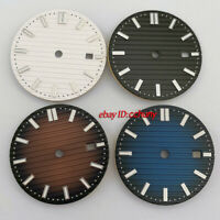 31.5mm sterile watch Dial Fit ETA 2836/2824 DG2813/3804 Miyota 8215 821A movemen