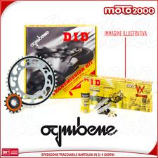 KIT TRASMISSIONE CATENA CORONA PIGNONE DID KTM LC8 950 990 SUPERMOTO 2005 2013