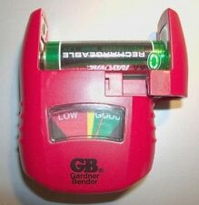 Battery Tester 9v aa Aaa C D N 1.5v TestiBatteries Gardner Bender Gbt-3502 Gb