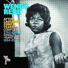 Wendy Rene After Laughter Comes Tears Complete Stax & Volt vinyl LP NEW sealed