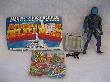 vintage Secret Wars KANG action figure 1984 Mattel toy X-Men villain Marvel NICE