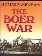 The Boer War by Thomas Pakenham (1993 - UK EDITION)